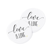 Love is Love - Coaster